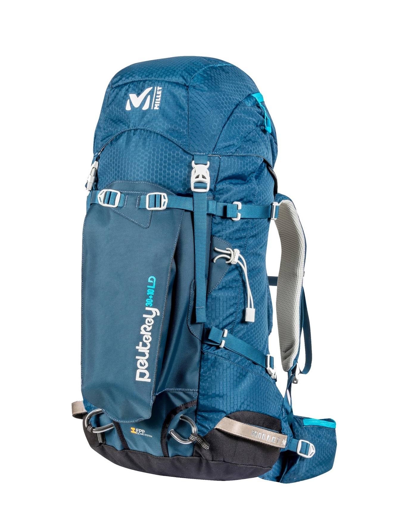 92db604cefbb Peuterey 30+10 LD Majolica blue Millet   Sacs à dos alpinisme ...