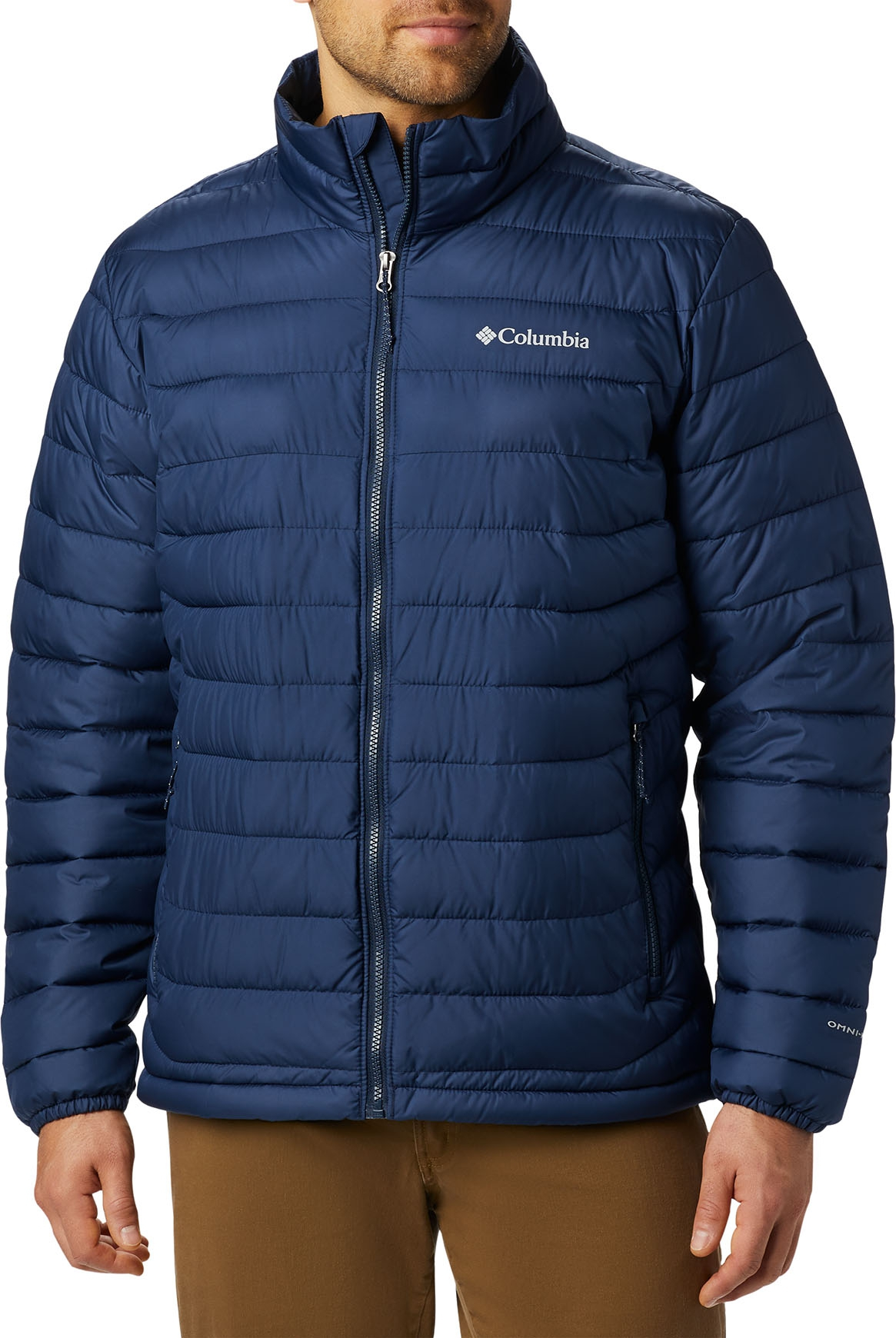 Powder Lite Jacket Collegiate Navy