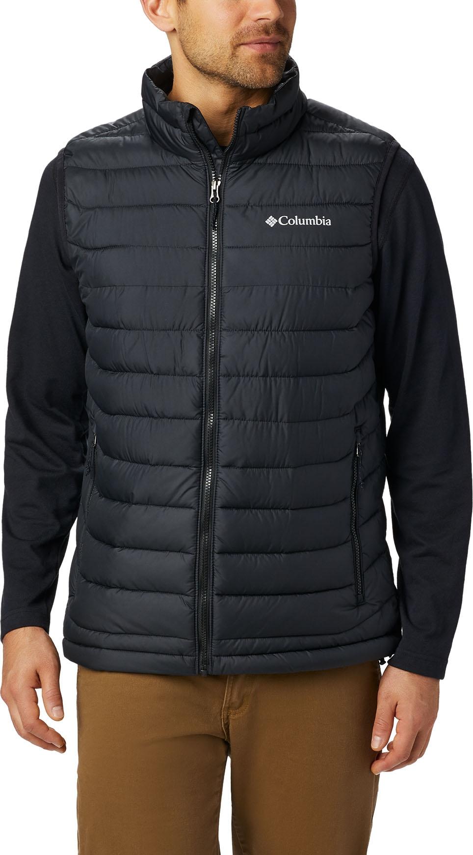 Powder Lite Vest Black