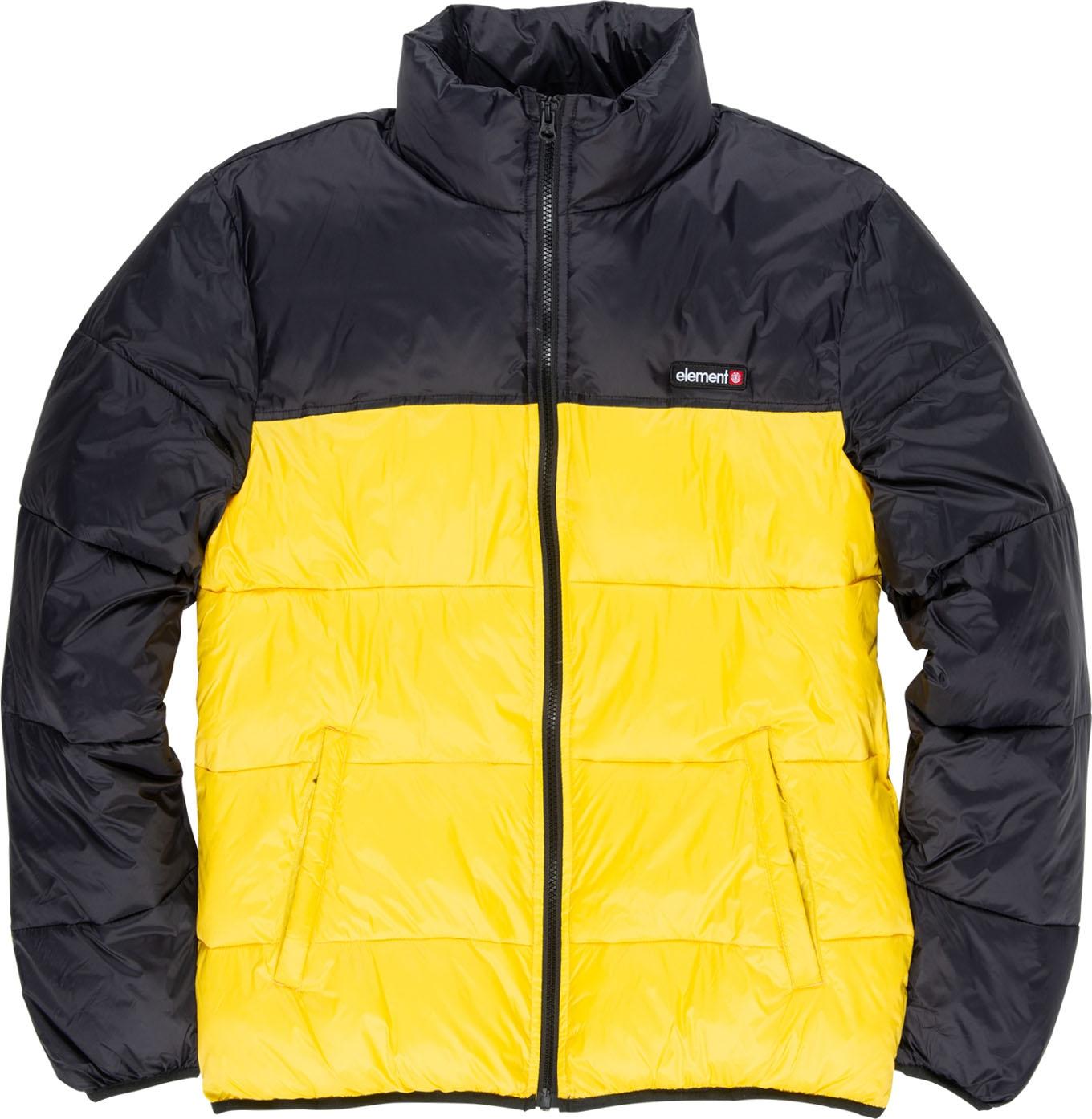 Primo Arctic Jacket Bright Yellow