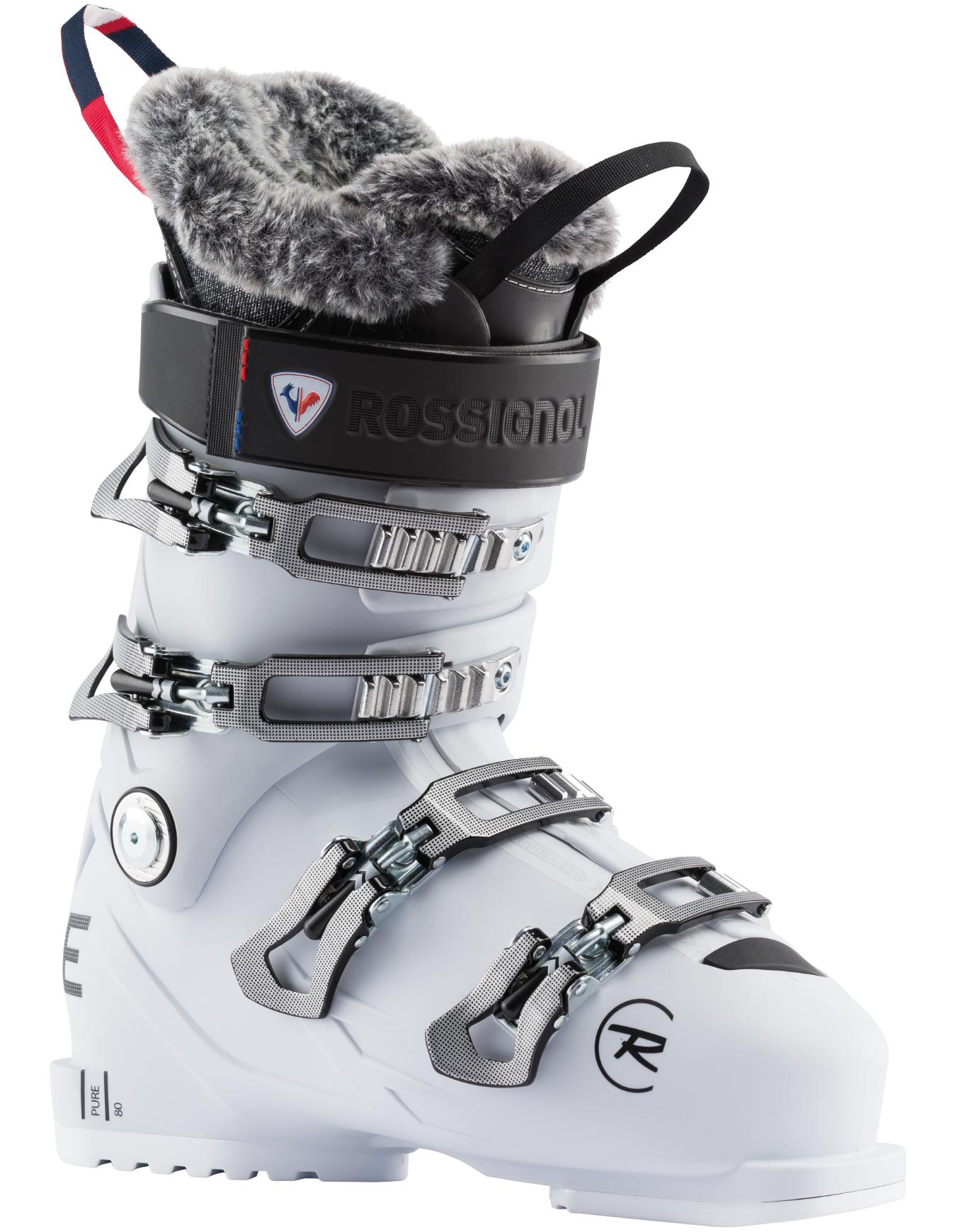Rossignol Semelles de Rechange pour Bottes de Ski Longues 2 Talons 2 Orteils 7 mm