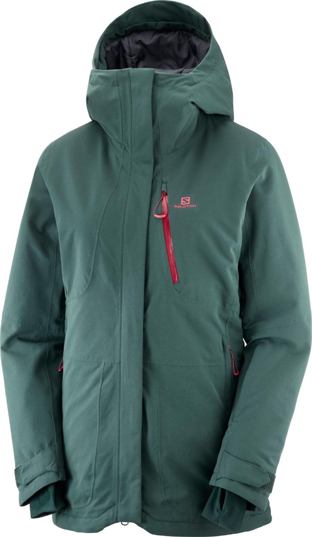 Salomon Weekend Jacket Chaqueta de esquí Mujer | Comprar