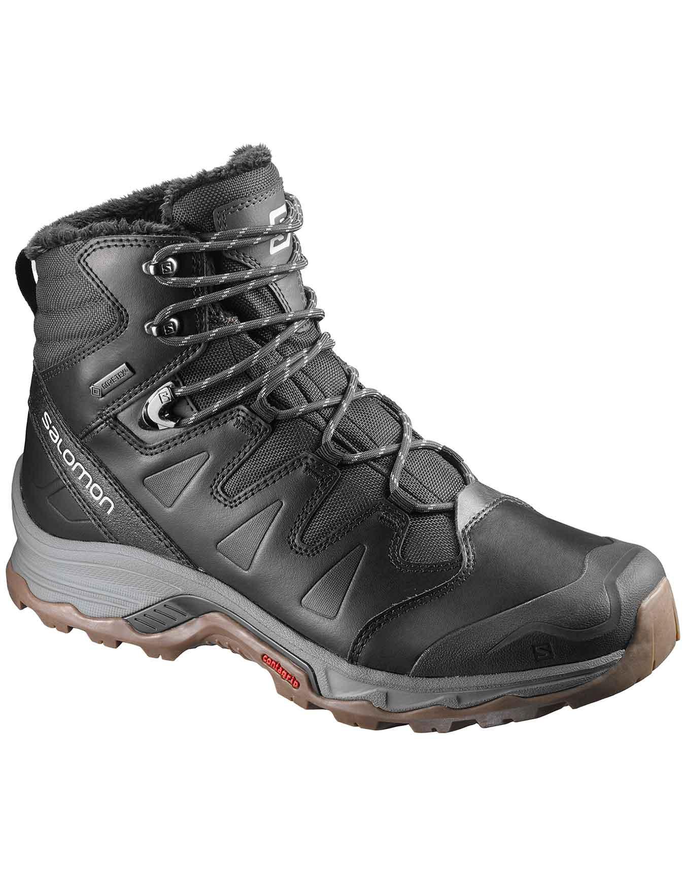Quest Chaudes Winter Marche Phantombkvapo Salomon Gtx Chaussures rnr17wWx