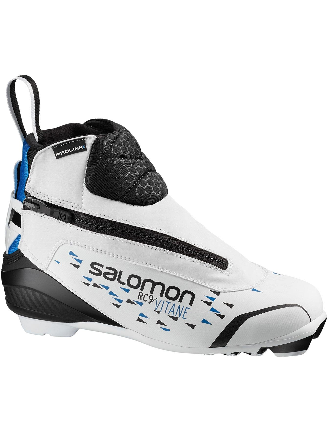 Chaussure de ski Nordique Salomon RC9 Vitane Prolink