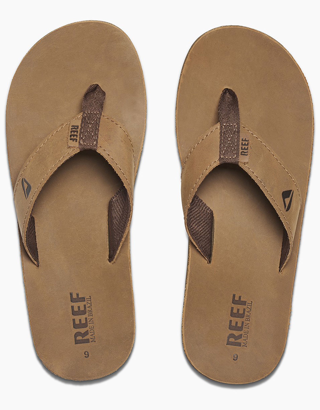 Reef Leather Smoothy Bronze Brown · Reef Leather Smoothy Bronze Brown