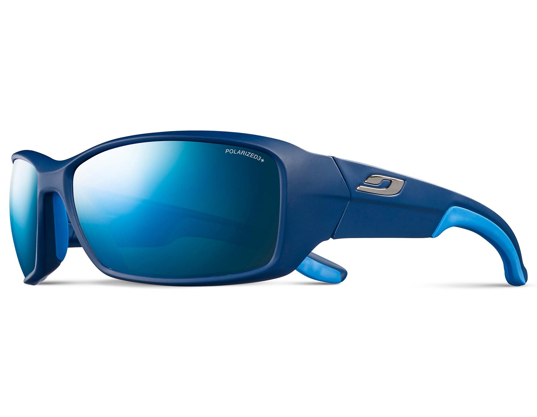 Run Bleu Mat Bleu Polarized 3+ Julbo   Lunettes de soleil   Snowleader 7c891510923e