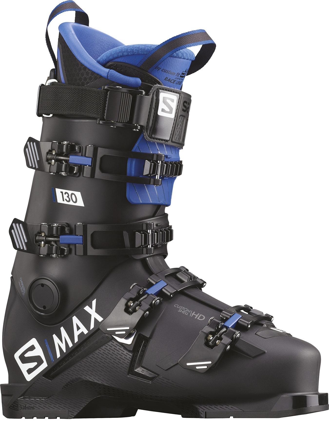 SMax 130 BlackRace Blue