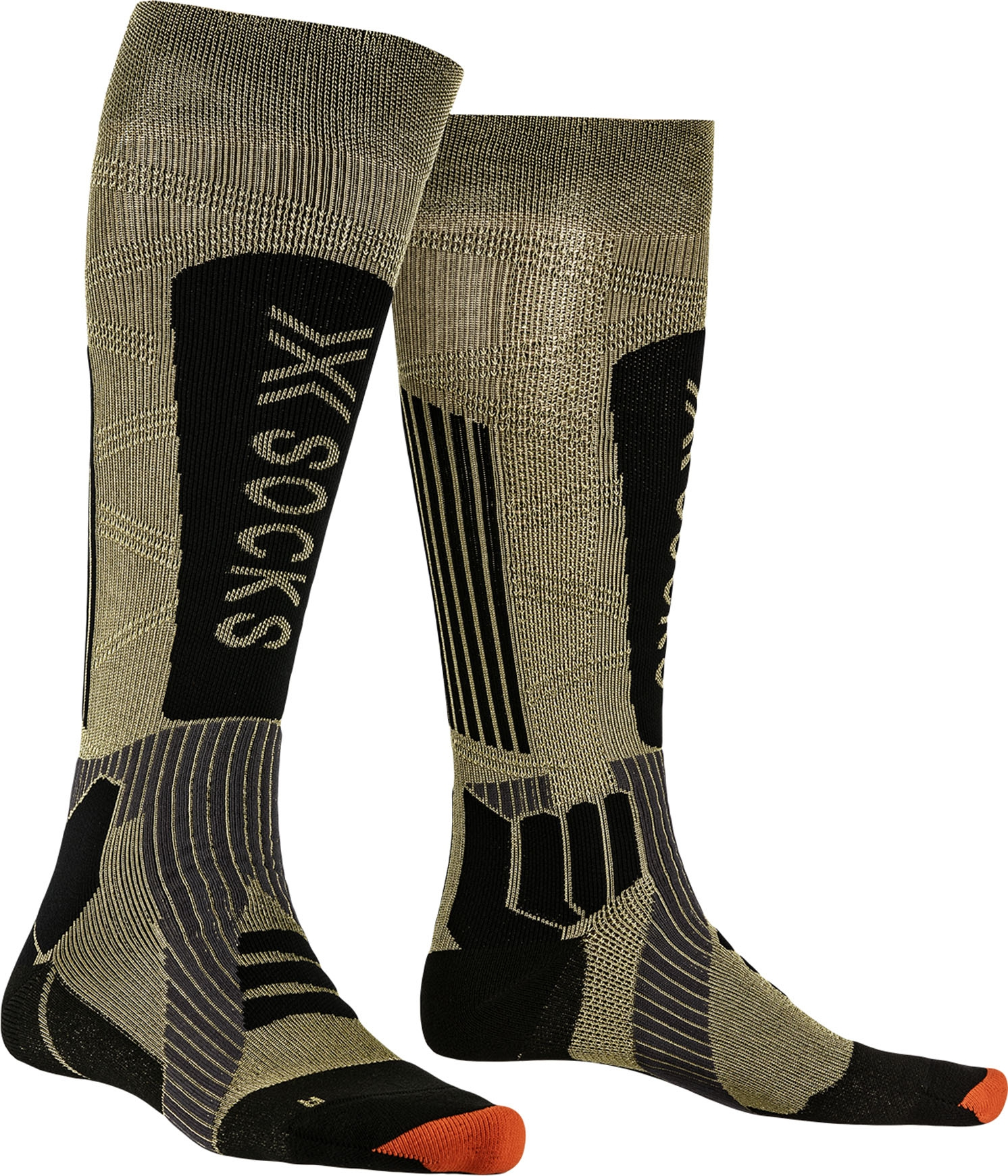 X-SOCKS Trek Path Ultra Light Chaussette Mixte