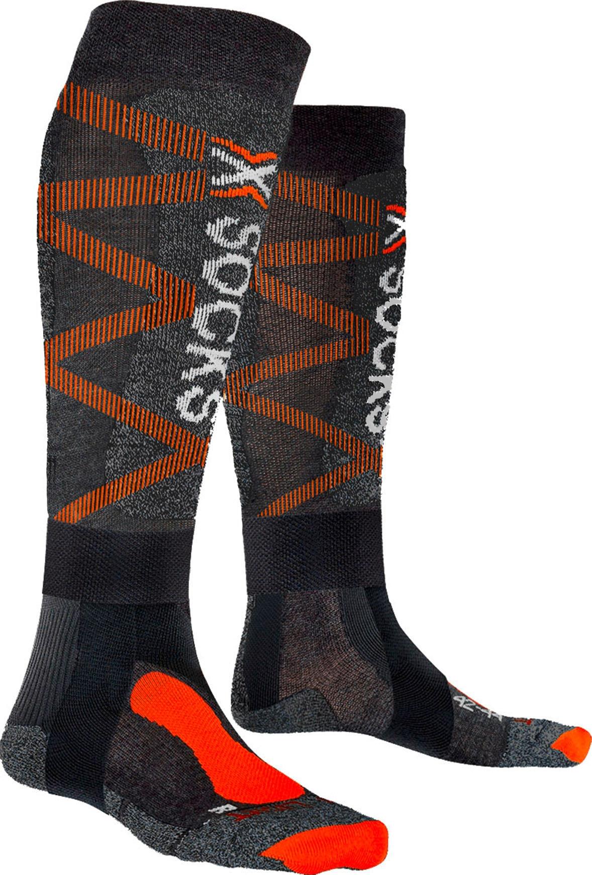X-SOCKS Chaussettes Ski Patriot 4.0 Suisse Homme