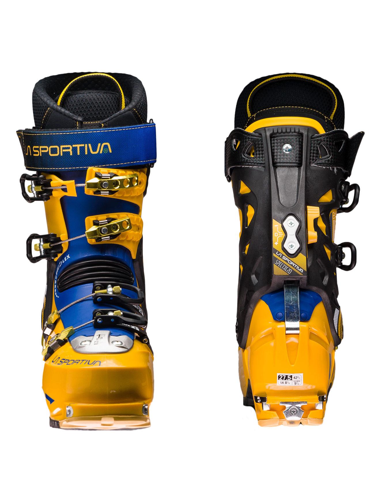 2 Sportiva Ski 0 Chaussures Randonn Spectre Yellowblue La dqBxHw