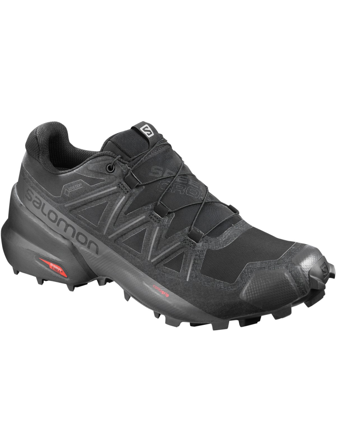 Speedcross 5 Gtx Black/Bk/Phantom