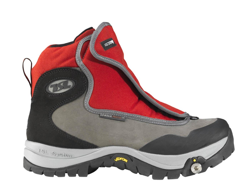 Step in Trek Tsl Outdoor : Chaussures marche chaudes homme