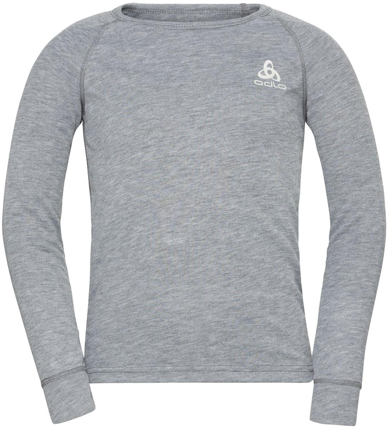 T-shirt manches longues Mixte enfant Odlo ML WARM