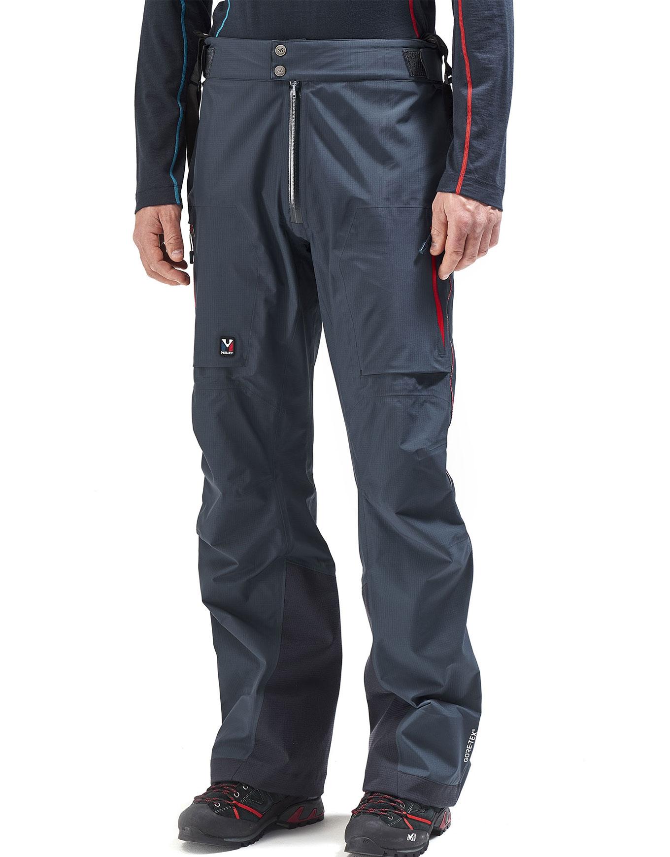 5fb6f1923de49 Trilogy Gtx Pro Pant Saphir Millet : Pantalons ski de randonnée ...