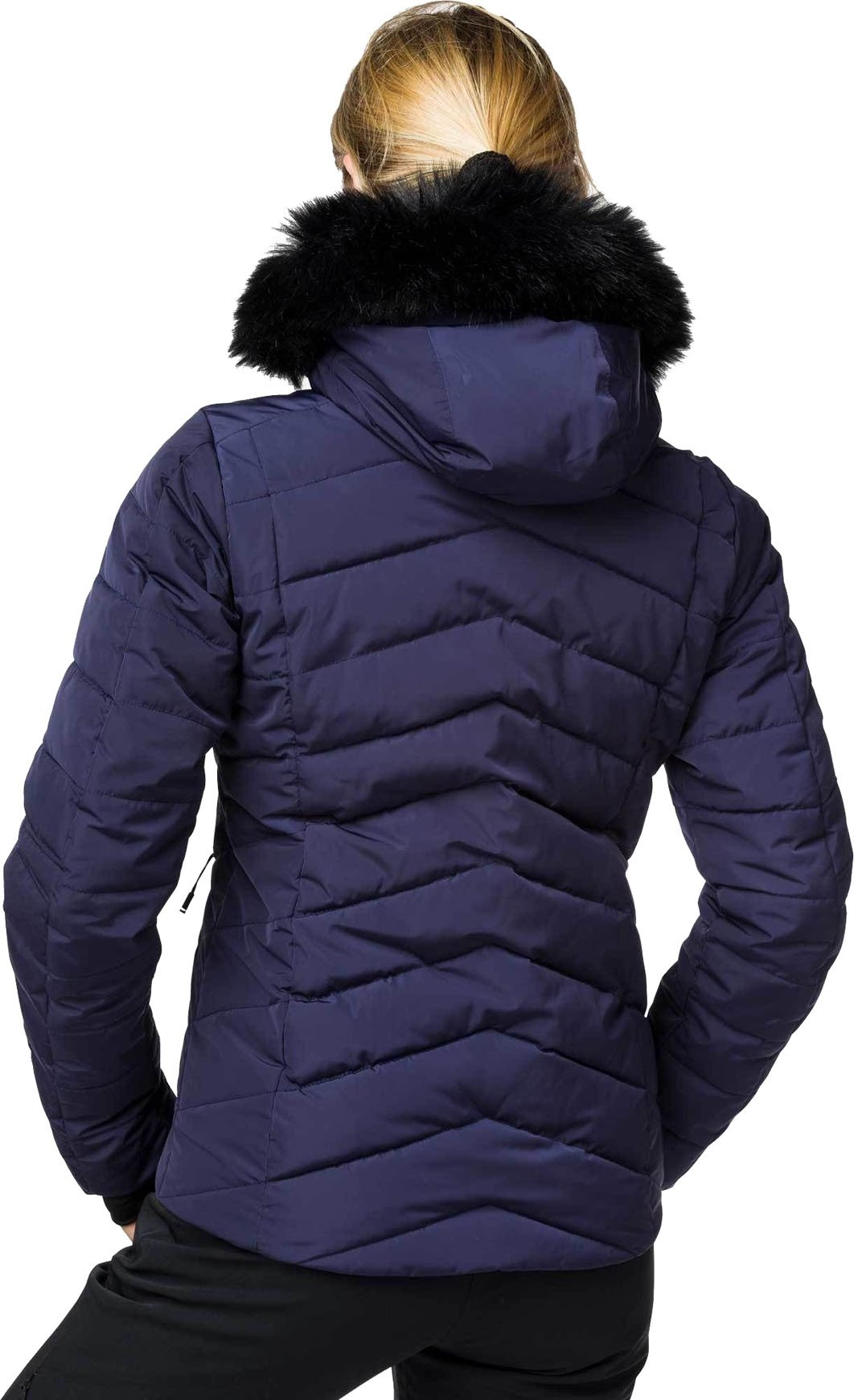 Nocturne Rossignol Women/'s Pearly Rapide Ski Jacket