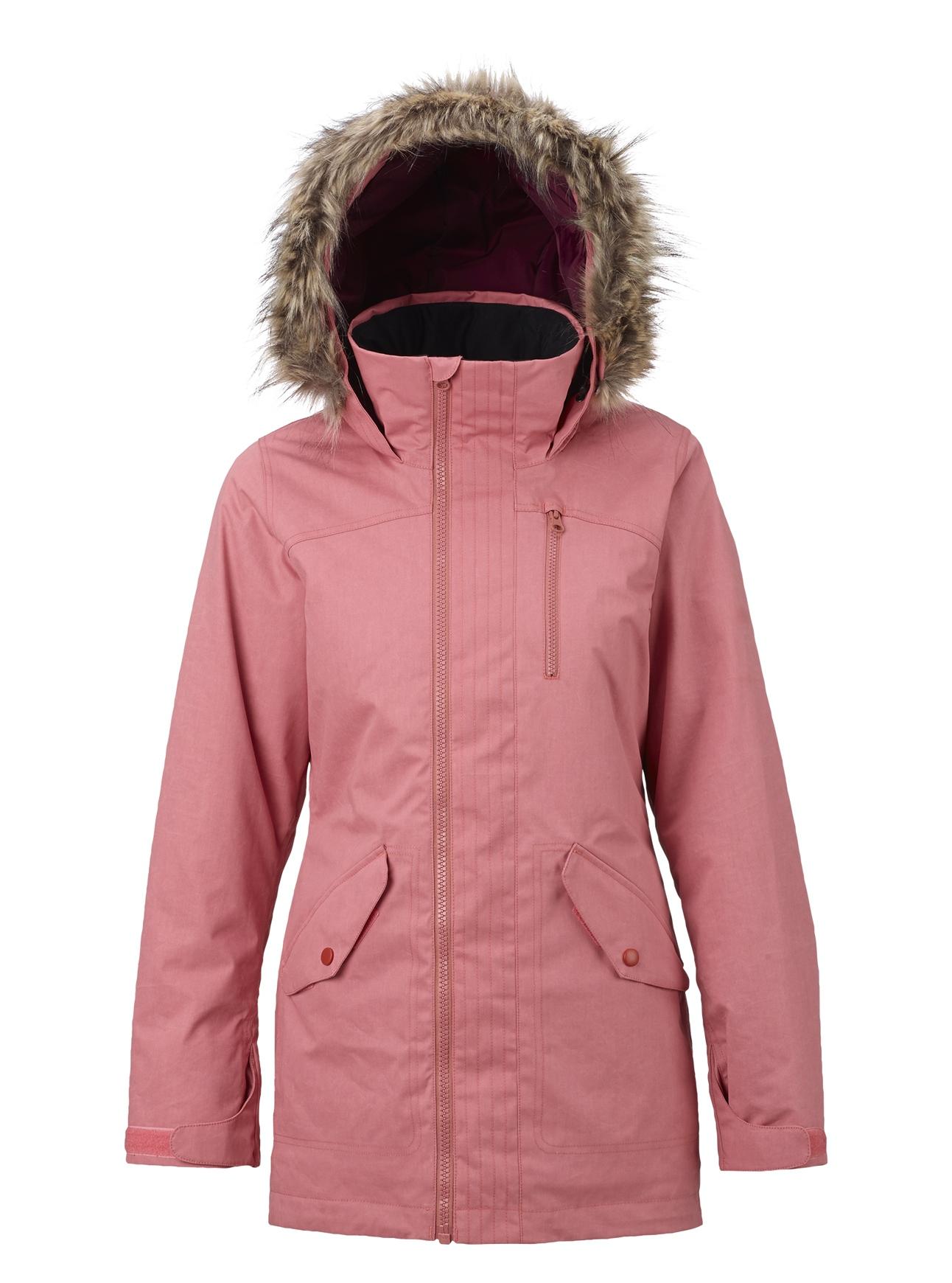 Burton Wax Wb Vestes Dusty Jacket Ski Hazel Rose Snowleader FIqwX6q