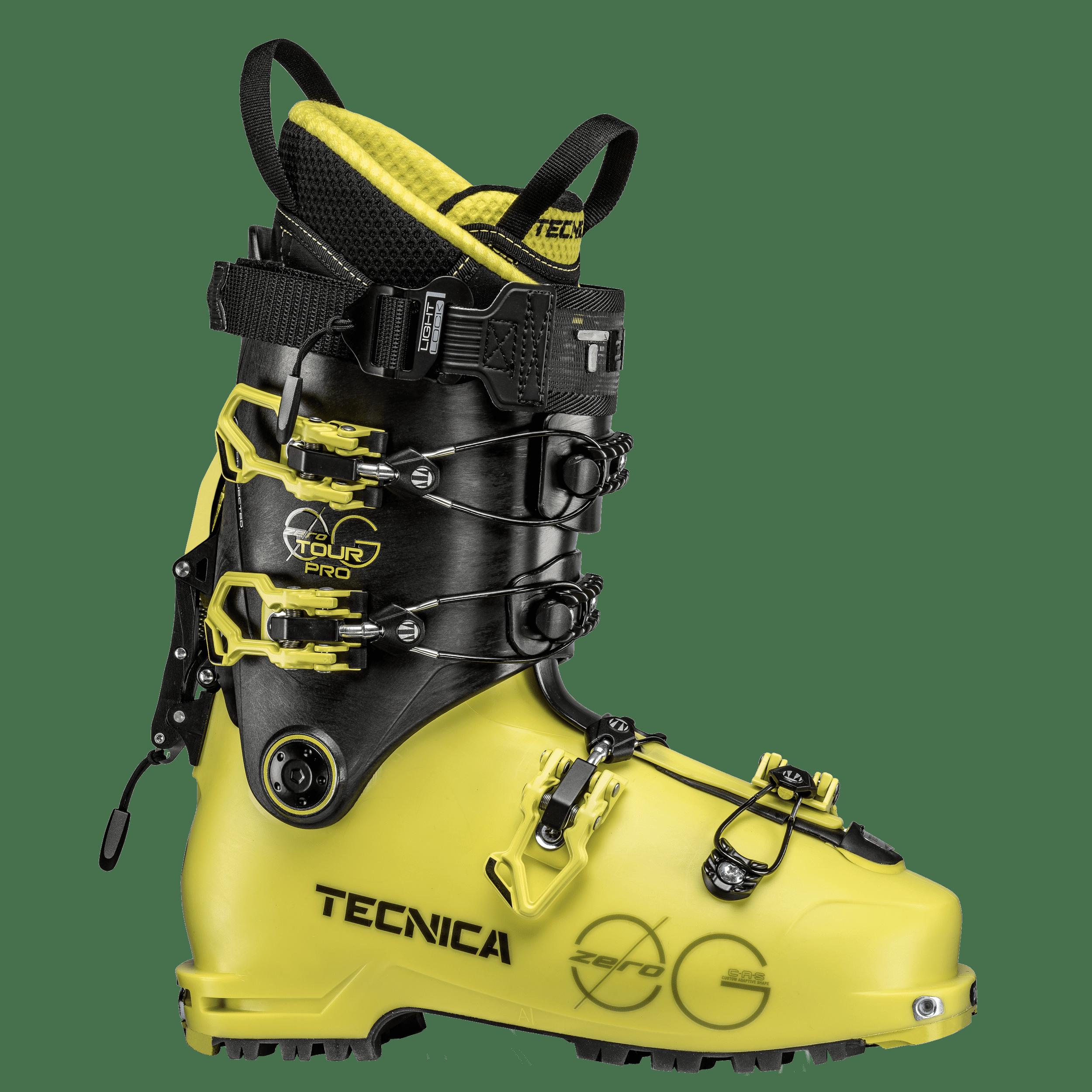 Zero G Tour Pro Bright YellowBlack