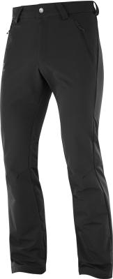 Wayfarer Warm Straight Pant Black