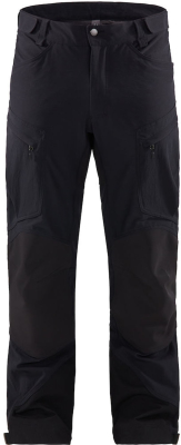 Rugged Mountain Pant Men True Black Solid
