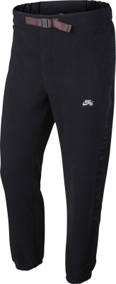 M Nk Sb Novelty Fleece Pant Black/White