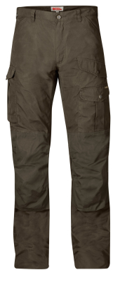 Barents Pro Trousers Dark Olive-Dark Olive
