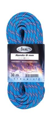 Rando 8 mm Bleu