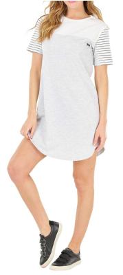 Jaj Dress Light Grey
