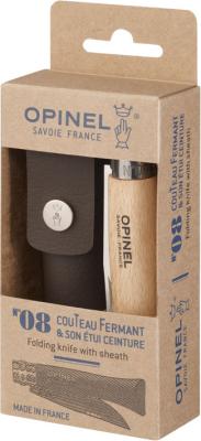 Coffret Couteau Tradition Classique T8 & Etui Alpine