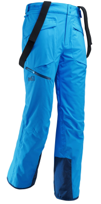 Hayes Stretch Pant Electric Blue