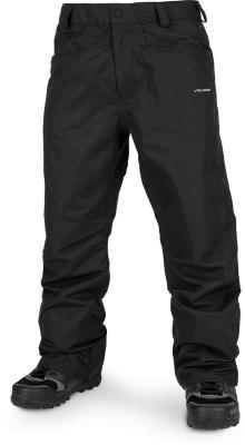 Carbon Pant Black