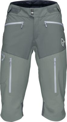 Fjora Flex1 Shorts W's Castor Grey/Castor Grey