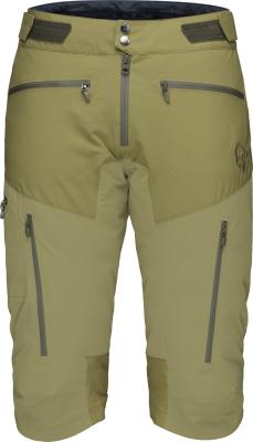 Fjora Flex1 Shorts M's Olive Drab