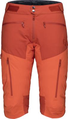 Fjora Flex1 Shorts M's Rooibos Tea/Pureed Pumpkin
