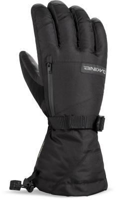 Leather Titan Glove Black