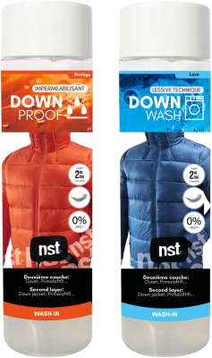 Pack Duo Down Wash 250ml + Down Proof 250ml