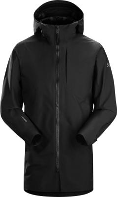 Sawyer Coat Men's Black
