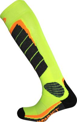 Access Socks Jaune