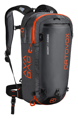Ascent 22 Black AVABAG