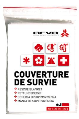 Couverture de Survie 190g