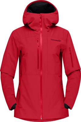 Lofoten Gore-Tex Insulated Jacket W's True Red