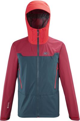Kamet Light GTX Jacket M Orion Blue/Tibetan Red