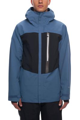 Mns GLCR Gore-Tex GT Jacket Bluesteel Colorblock