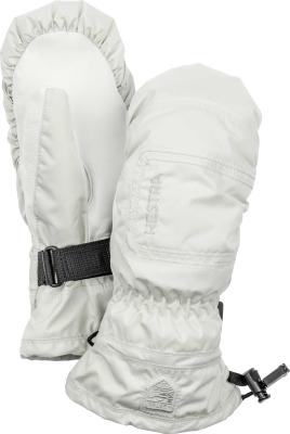 Czone Powder W Mitt Ivory/Off White
