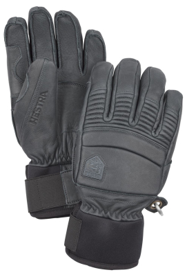 Leather Fall Line Grey