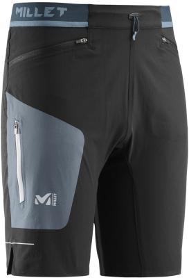 LTK Speed Long Short M Black/Orion Blue