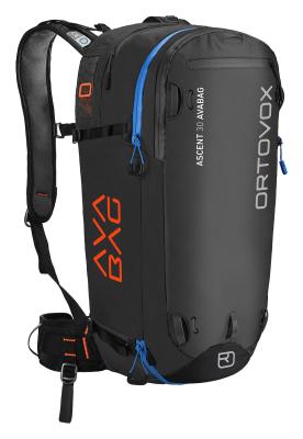Ascent 30 Avabag Kit Noir Anthracite