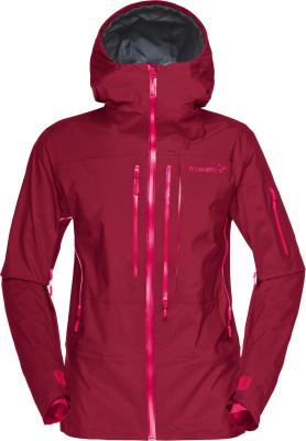 Lofoten Gore-Tex Pro Jacket W Rhubarb