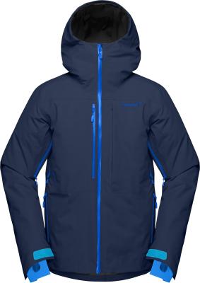 Lofoten Gore-Tex  Insulated Jacket (M) Indigo Night