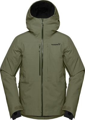 Lofoten Gore-Tex Insulated Jacket M's Olive Night