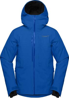 Lofoten Gore-Tex Insulated Jacket M's Olympian Blue